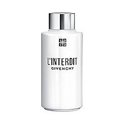 Givenchy - 'L'Interdit' Body Lotion 200ml