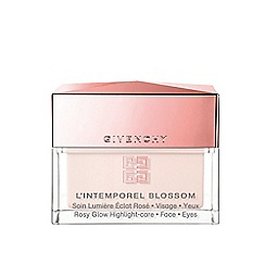 Givenchy - 'L'Intemporel Blossom' rosy glow day cream 15ml