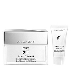 Givenchy - 'Blanc Divin' brightening skincare duo set