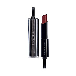 Givenchy - Limited edition 'Rouge Interdit Vinyl' lipstick 3.3g