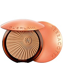 GUERLAIN - Limited edition 'Terracotta Sun Tonic' powder bronzer 10g