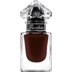 GUERLAIN - 'La Petite Robe Noire' black cherry no. 024 nail polish 8.8ml