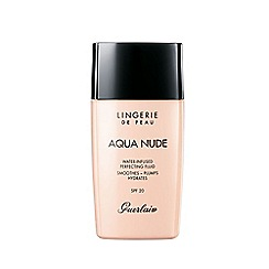 GUERLAIN - 'Lingerie De Peau Aqua Nude' liquid foundation 30ml