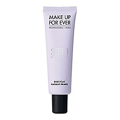 MAKE UP FOR EVER - 'Step 1 Radiant' face primer 30ml