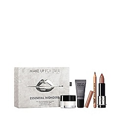 MAKE UP FOR EVER - 'Essential Wonders' Beauty Gift Set