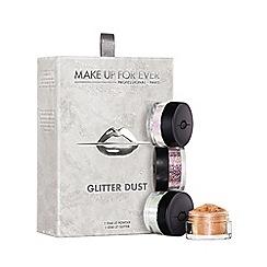 MAKE UP FOR EVER - 'Glitter Dust' Gift Set