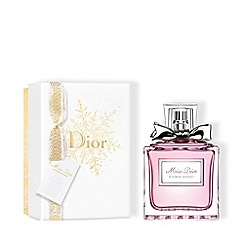 DIOR - 'Miss Dior Blooming' pre wrapped eau de toilette 100ml