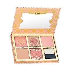 Benefit - Limited Edition 'Blush Bar' Blusher and Bronzer Palette