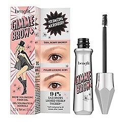 Benefit - 'Gimme Brow+' volumising eyebrow gel 3g