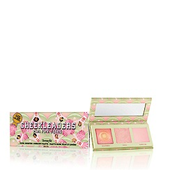 Benefit - 'Limited Edition 'Cheekleaders Pink Squad' Travel Size Mini Makeup Palette 8.5g