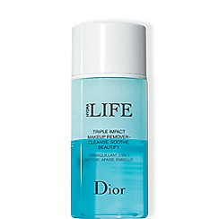 DIOR - 'Hydra Life' triple impact makeup remover 125ml