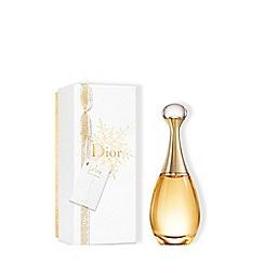 DIOR - 'J'adore' pre wrapped eau de parfum 50ml