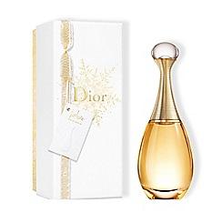 DIOR - 'J'adore' pre wrapped eau de parfum 100ml