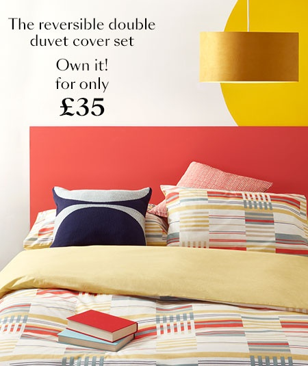 Do a bit of own it! For only... It's time to scandi up and refresh the nest with our spring value range.