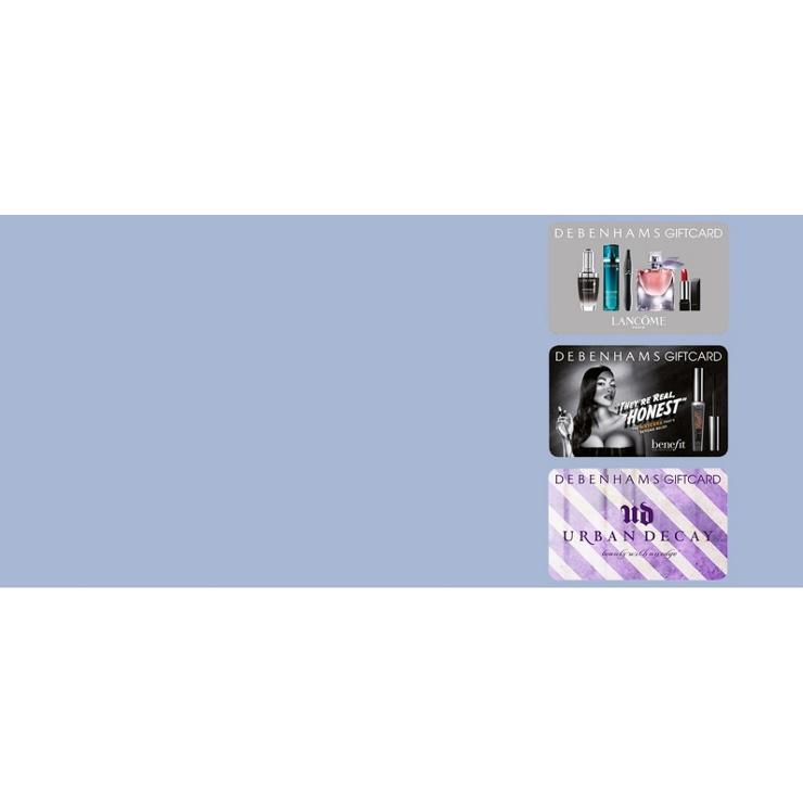 Gift Cards | Debenhams