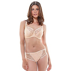 Fantasie - Natural lace 'Ivana' underwired balcony bra