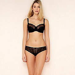 Fantasie - Black 'Estelle' underwired non-padded full cup bra