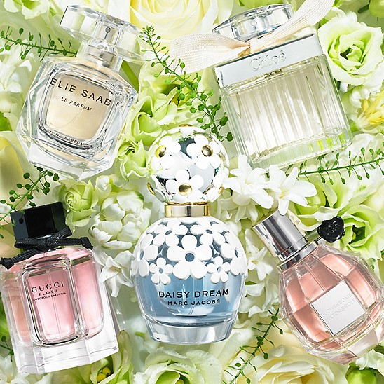 Floral Fragrances