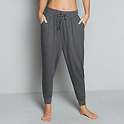 J by Jasper Conran - Grey loungewear bottoms
