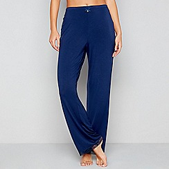 J by Jasper Conran - Navy 'Scandi' pyjama bottoms