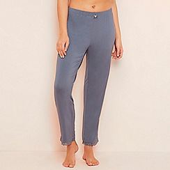 Gorgeous DD+ - Blue pyjama bottoms