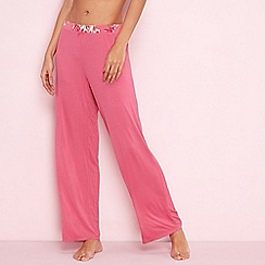 Gorgeous DD+ - Rose 'Oriental Bloom' pyjama bottoms