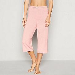 J by Jasper Conran - Pink jersey 'Nomad' pyjama bottoms
