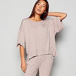 J by Jasper Conran - Pale Pink Kimono Sleeve Pyjama Top