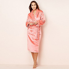 Lounge & Sleep - Pink dressing gown