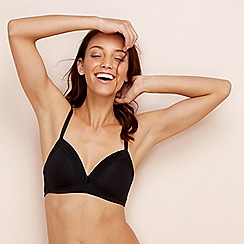 The Collection - 2 pack lace non-wired padded t-shirt bras