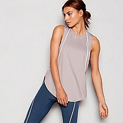 Triumph - Grey and pink tank top