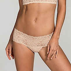 DORINA - Natural lace 'Lana' shorts