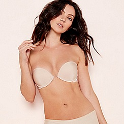 Wonderbra - Natural ultimate multiway padded underwired push up bra