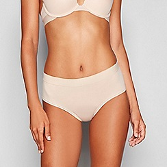 DKNY - Natural 'Intimates' classic cotton boy brief