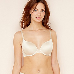 The Collection - Natural underwired padded t-shirt bra