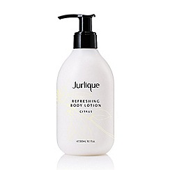 Jurlique - 'Citrus' refreshing body lotion 300ml