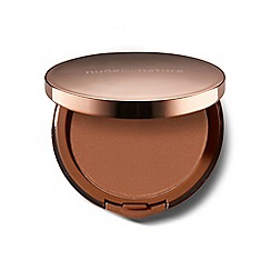 Nude by Nature - 'Matte Bondi' pressed bronzer 10g