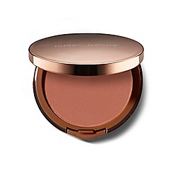 Nude by Nature - 'Cashmere' pressed blush