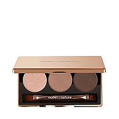 Nude by Nature - 'Natural Illusion' eyeshadow trio