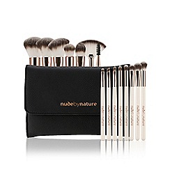 Nude by Nature - Moonlight' make up brush gift set