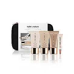 Nude by Nature - Reflections' illuminating make up gift set