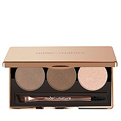 Nude by Nature - 'Natural Definition' brow palette