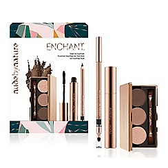 Nude by Nature - 'Enchant' Eye Essentials Makeup Gift Set