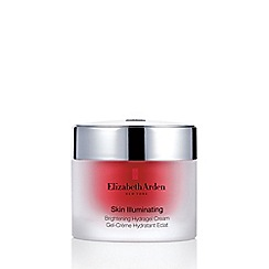 Elizabeth Arden - 'Skin Illuminating' brightening hydragel cream 50ml