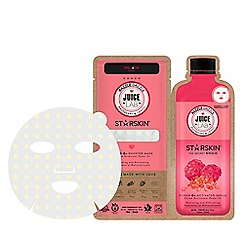 STARSKIN - 'JuiceLab®' hydrating and refreshing face mask 25g