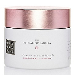 Rituals - 'The Ritual Of Sakura' body scrub 375g