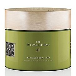 Rituals - 'The Ritual Of Dao' body scrub 325ml