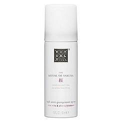 Rituals - 'The Ritual Of Sakura'  anti-perspirant spray 150ml