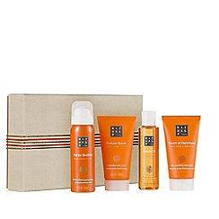Rituals - 'The Ritual of Laughing Buddha - Revitalizing Treat' gift set