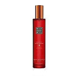 Rituals - 'The Ritual of Happy Buddha' hair and body mist 50ml